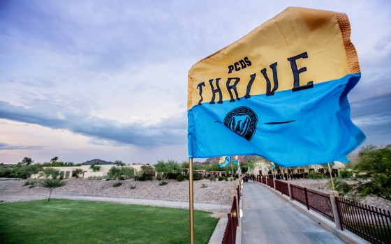 THRIVE Plants its Flag